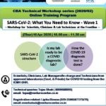 16 April 2020 - CBA Workshop - Wave 1
